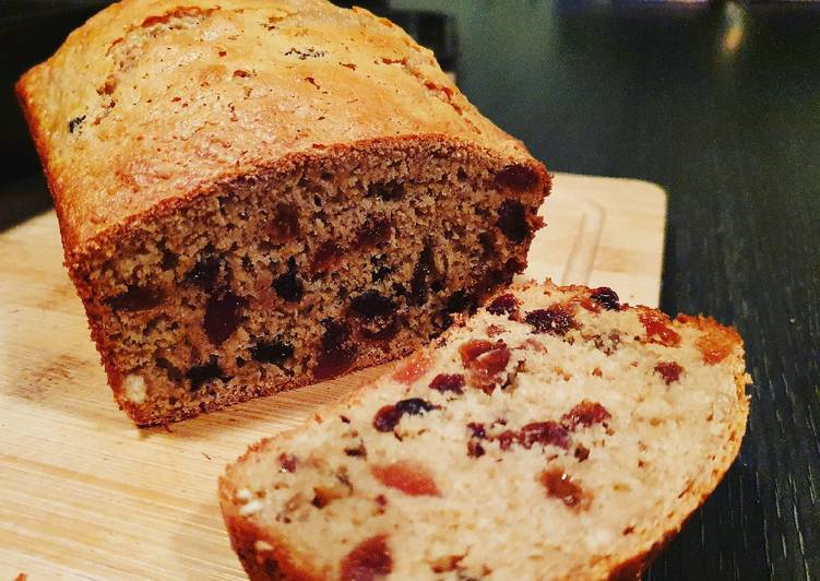 How to Cook Yummy Healthy tea loaf!