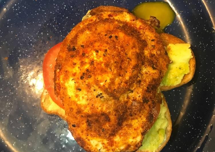 Recipe of Ultimate Avocado and egg toast