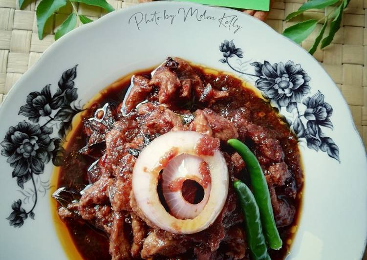 Daging masak hitam rumah kenduri #phopbylinimohd