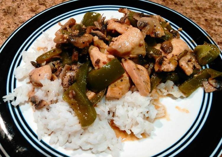 Recipe: Appetizing Sautéed Chicken Breast
