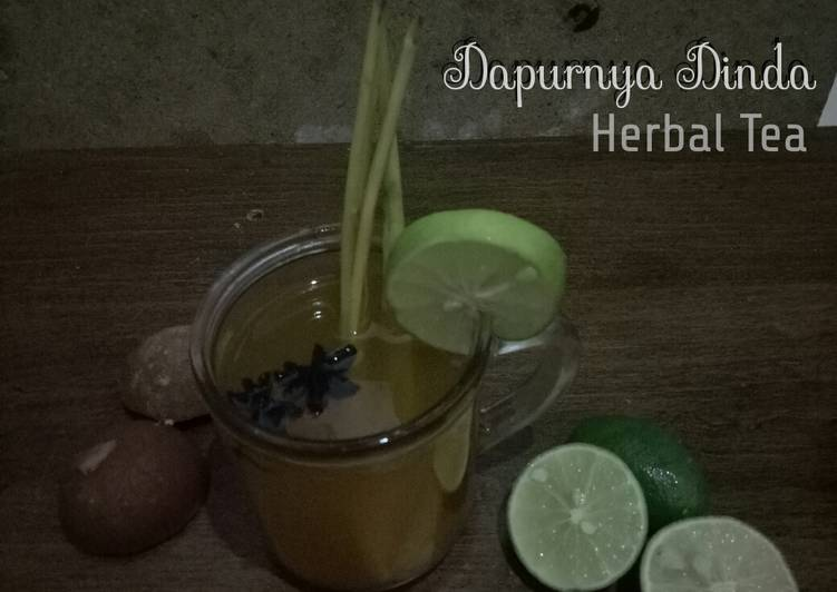 Recipe: Perfect Herbal Tea #bikinramadhanberkesan7