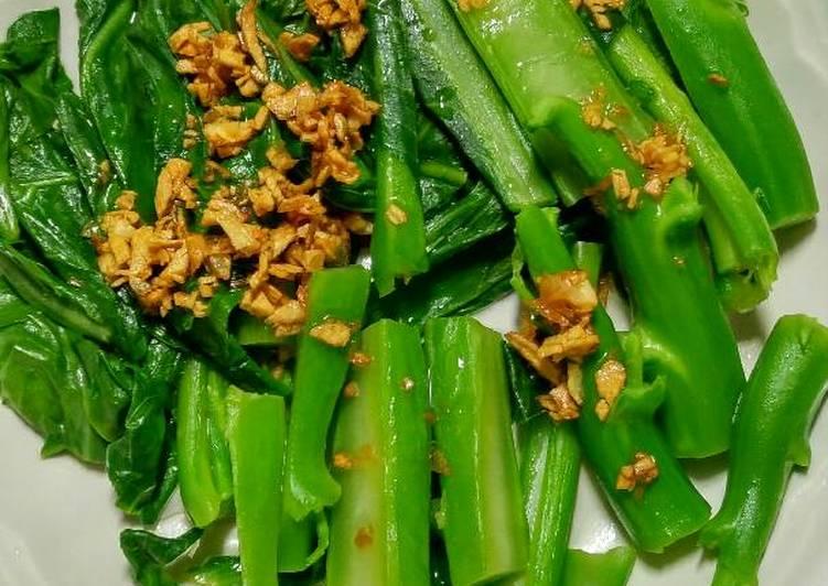Recipe of Speedy Boiled Chinese Broccoli