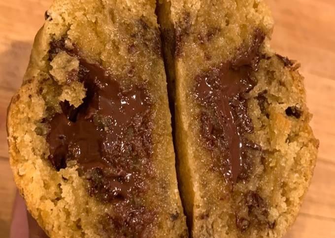 Cookies huile d'olive et chocolat