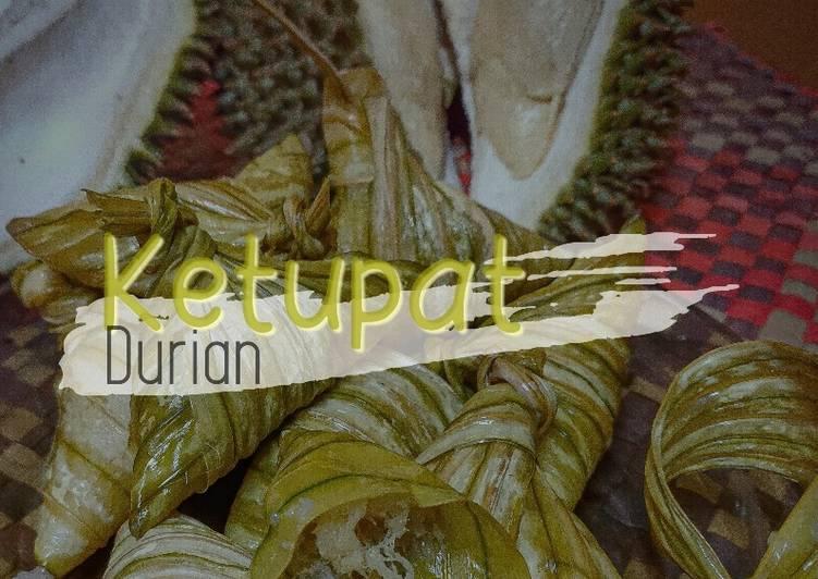 Ketupat Palas Durian