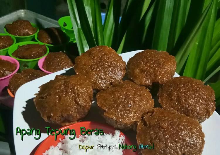 🍘 Apang Tepung Beras (Apang Bugis) ala Dapur Fitri 🍘 - ganmen-kokoku.com