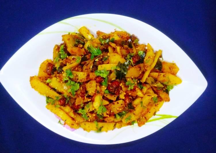 How to Make Super Quick Homemade Potato Chips