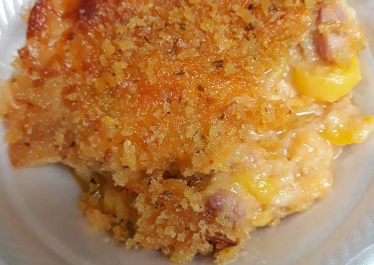 Squash and Ham Casserole the simple version, Find out The Truth About Superfoods