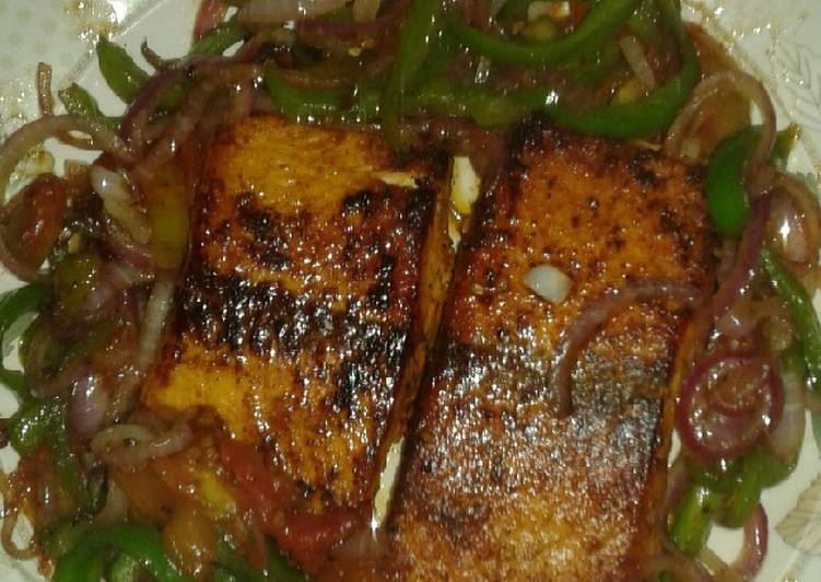 Easiest Way to Prepare Quick Fish fillets