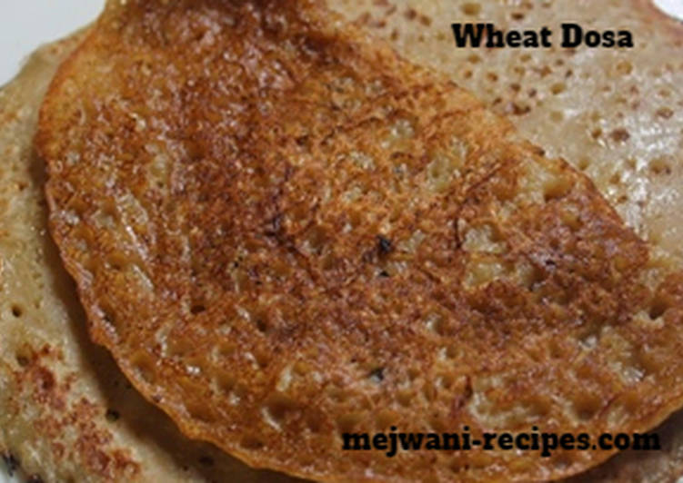 Wheat Pancake