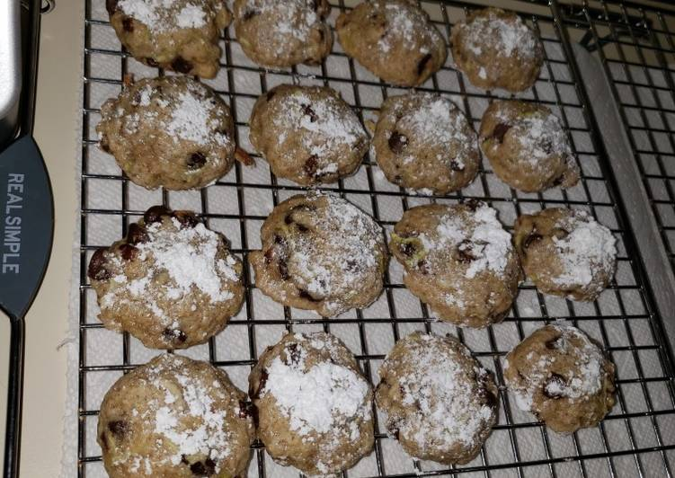 New Secret Chocolate Zucchini Cookies Free Download