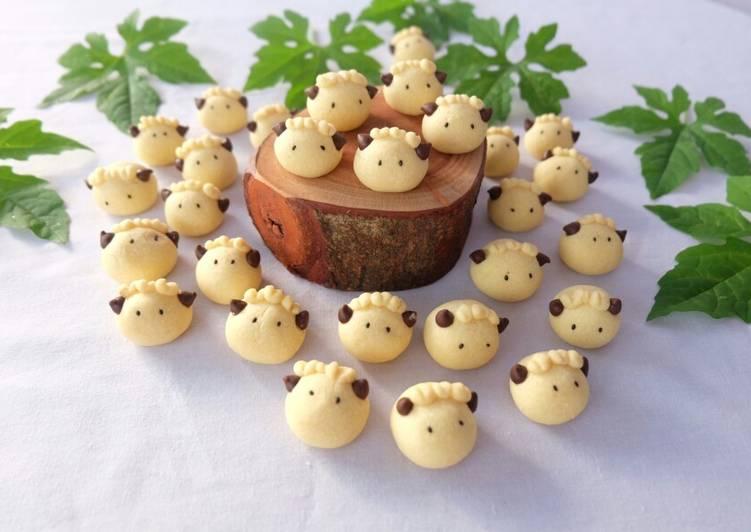 Fatty Sheep German Cookies (Cookies Lucu) - cookandrecipe.com