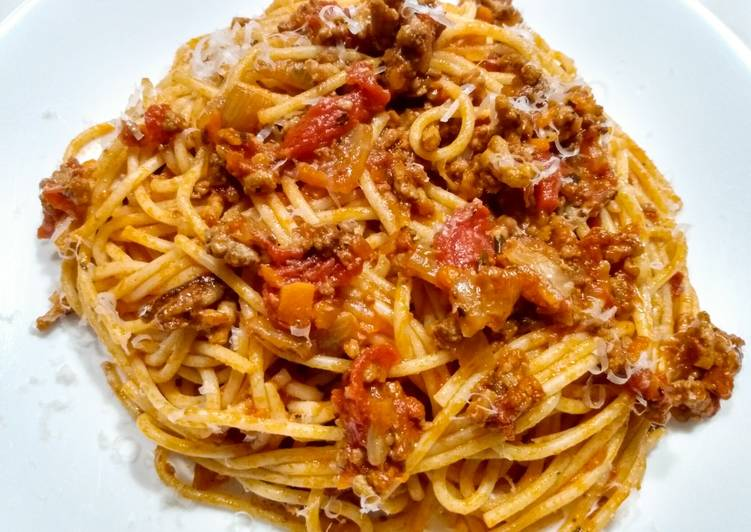 Easiest spaghetti bolognese, Heart Friendly Foods You Must Eat