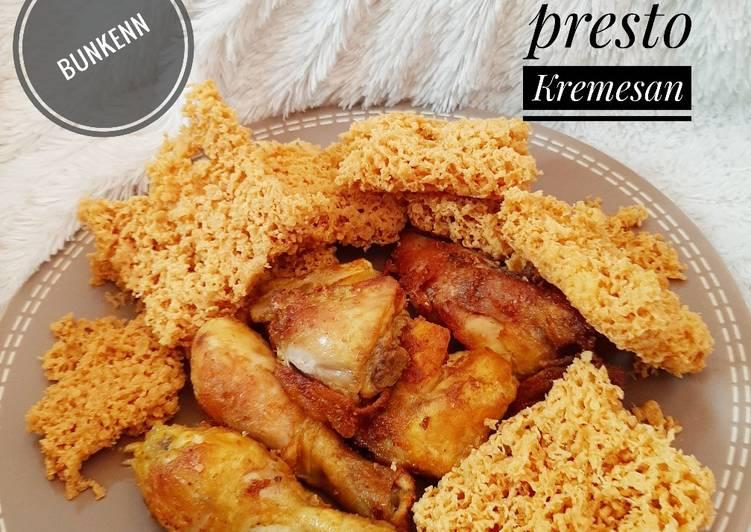 Ayam Presto Kremes