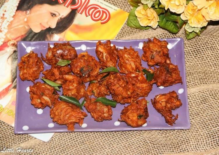 Chemmeen Pakoda / Kerala Style Shrimp Fritters#starters