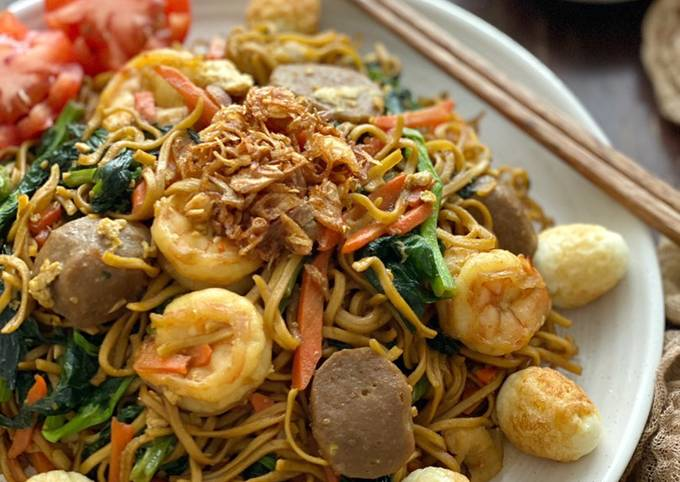 Chinese Birthday Noodles