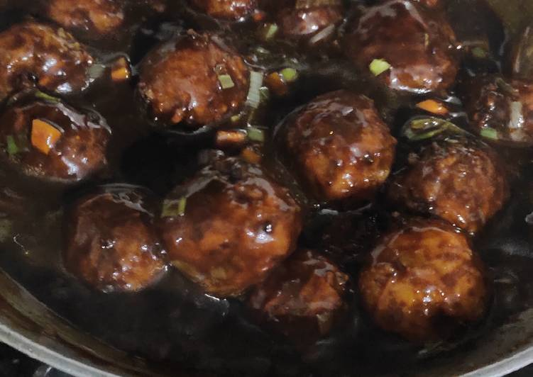 Simple Way to Make Ultimate Gravy manchurian