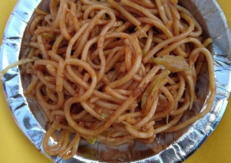 Chowmein(noodles) veg