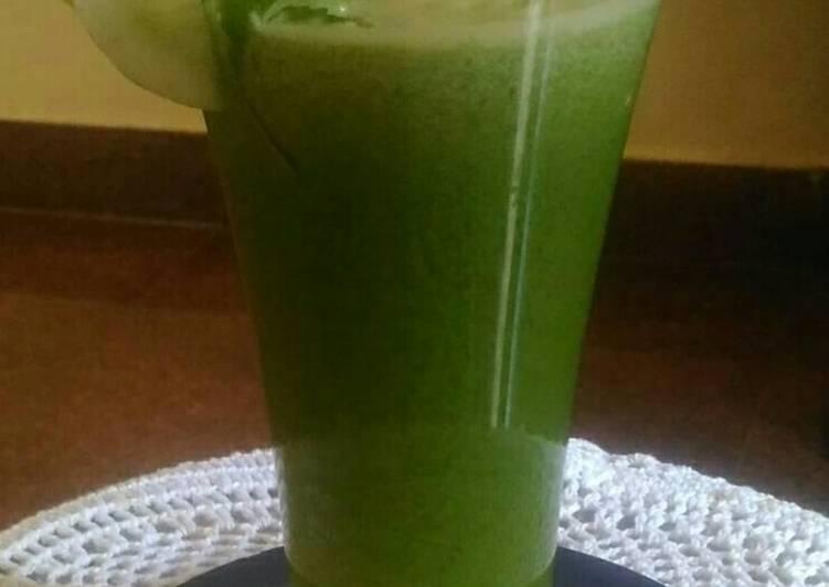 Hariyali Healthy Juice