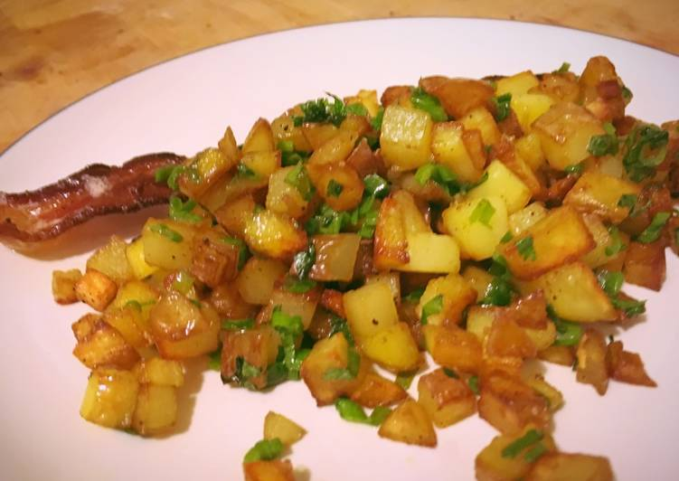 Recipe: Delicious Breakfast Potatoes