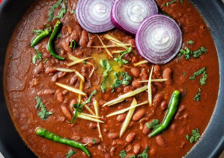 Rajma Curry Deciding on Healthy and balanced Fast Food