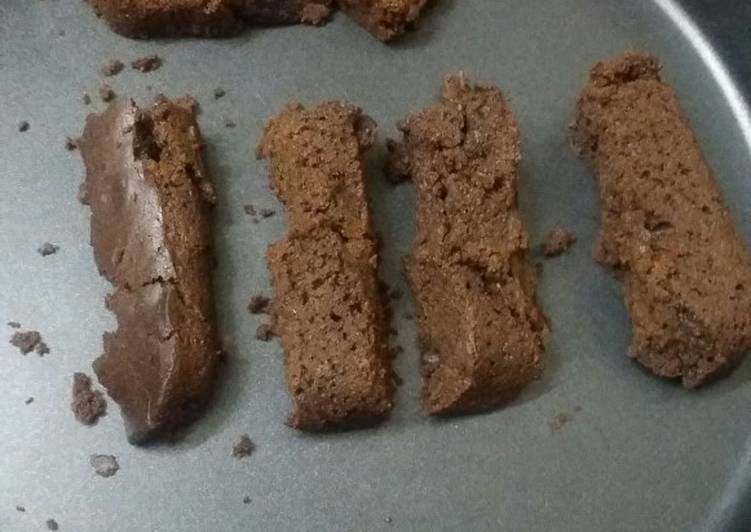 How to Cook Delicious Vegan cake rusk