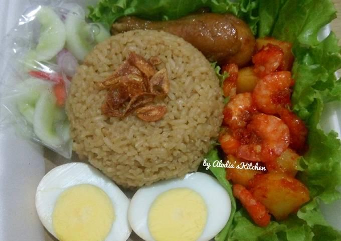 Nasi Ayam Medan