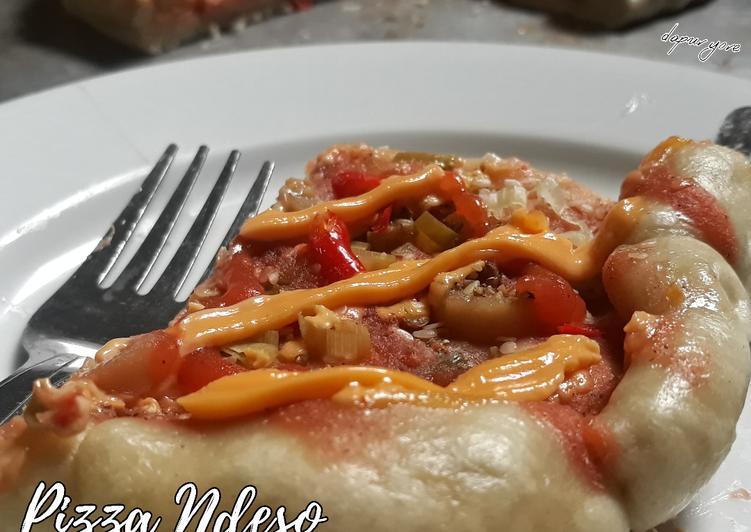 #22 Pizza Ndeso Ekonomis #camilansimplebanget