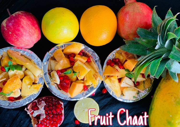 Fruit Chaat - Laurie G Edwards