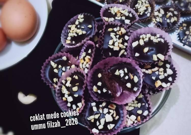 Cara Gampang Menyiapkan Coklat Mede Cookies Anti Gagal
