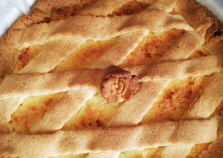 Pastiera napoletana senza glutine