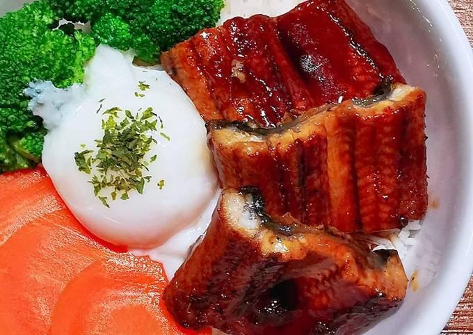 烤鰻魚飯 UNAGI DONBURI