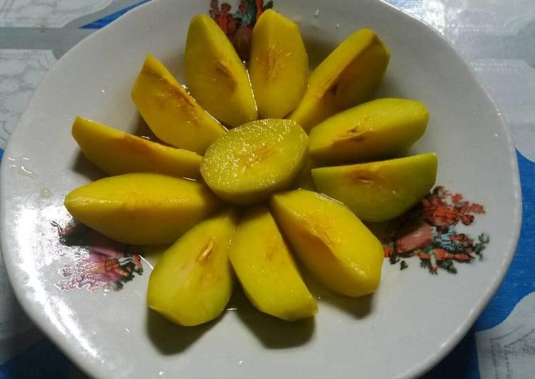 Asinan Kedondong