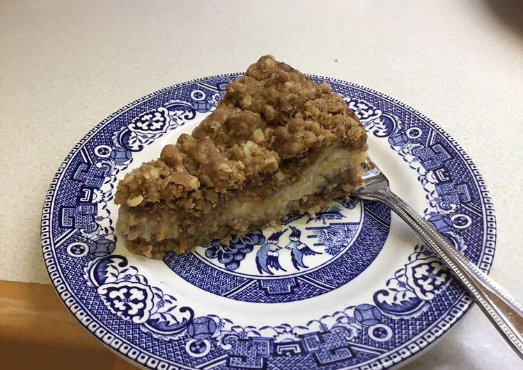 Step-by-Step Guide to Make Quick Apple and sour cream cake #mycookbook