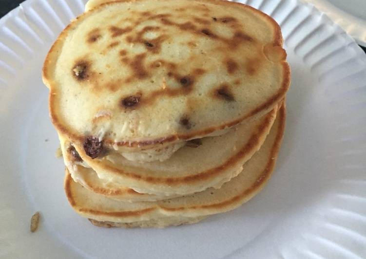 Easiest Way to Cook Tasty Pancakes everyone will love
