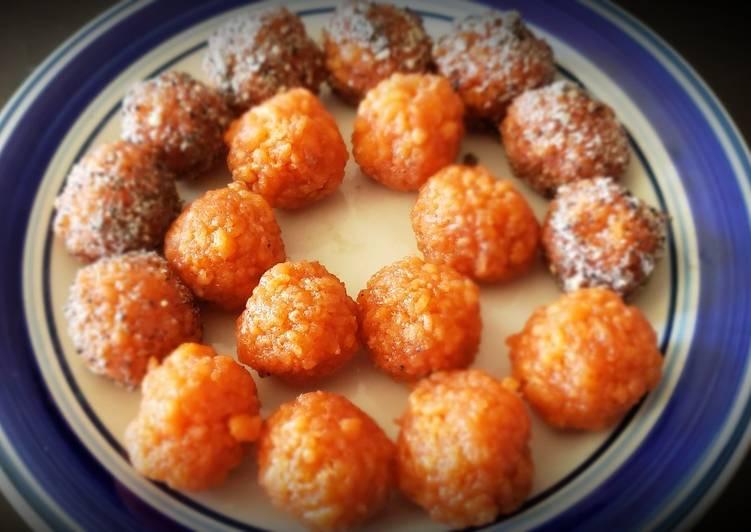 Recipe of Ultimate Motichoor ladoos