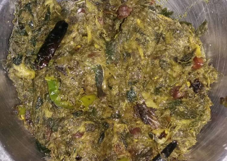 Step-by-Step Guide to Prepare Perfect Taro stem fry