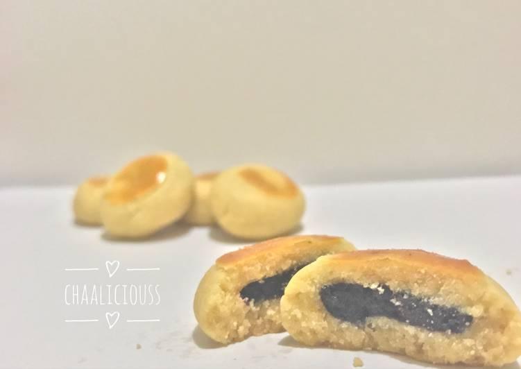 Chocotar (chocolate nastar)