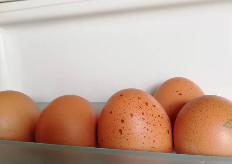 Le uova.....consigli e ricette
