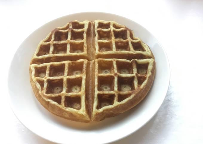 Yuna's Buttermilk Waffles