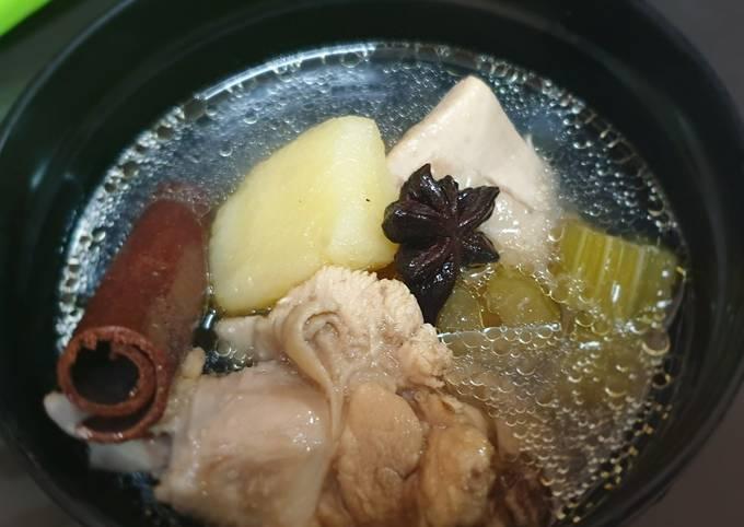 Sup Ayam CMCO