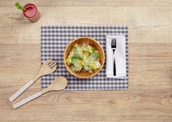 Recipe: Appetizing Caesar Salad Recipe