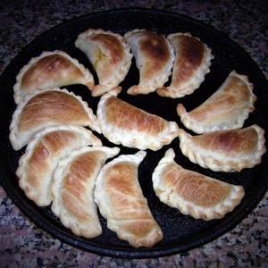 Empanadas de merluza?