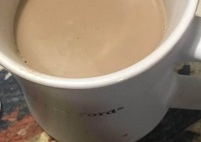 Mucho mocha cocoa