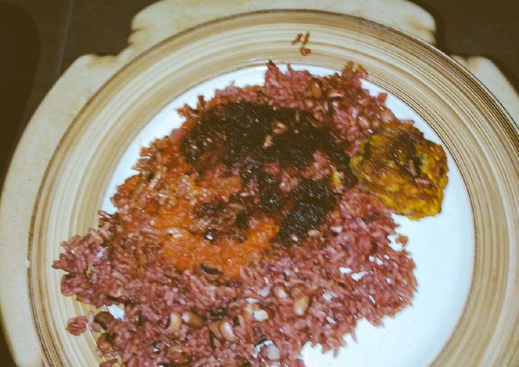 Step-by-Step Guide to Make Award-winning Wakye(Ghanaian delight)