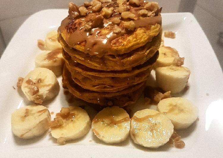 Simple  Pancakes butternut
