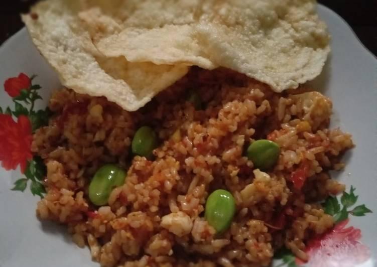 Resep: Nasi Goreng Pete