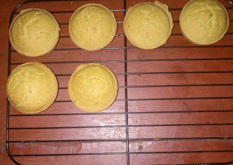 Steps to Make Award-winning Gluten free cupcakes