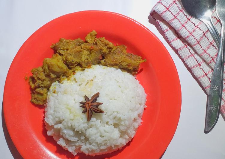 Nasi Uduk || Memanfaatkan Nasi Sisa Semalam #239¹⁰