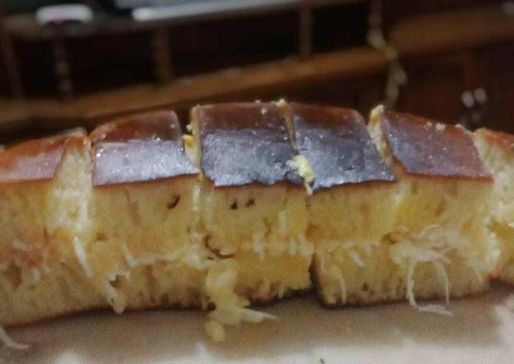 Langkah Mudah untuk Menyiapkan Martabak manis teflon empuk Anti Gagal