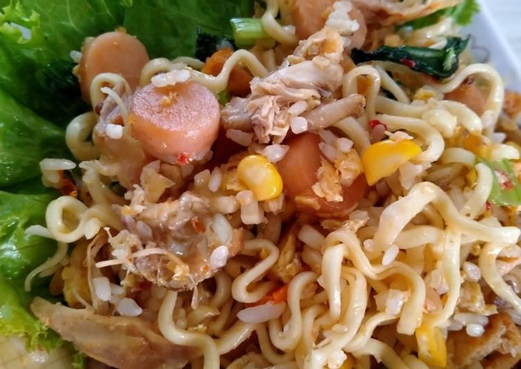 6. Nasi Goreng Mawut